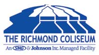 Richmond Coliseum Tickets