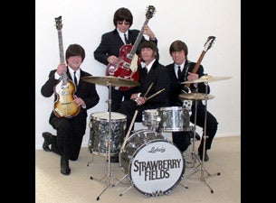 STRAWBERRY FIELDS - A Tribute to THE BEATLES - All You Can Eat Buffet