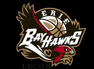 Erie Bayhawks Tickets