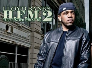 Lloyd Banks Tickets
