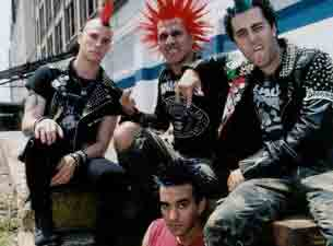 The Casualties Tickets