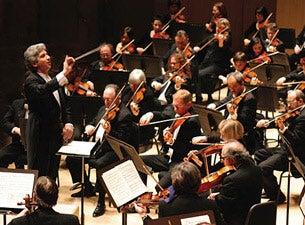 Toronto Symphony OrchestraTickets