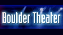 Boulder Theater Tickets