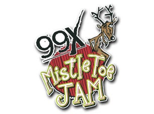 The 99x Mistle Toe Jam Tickets