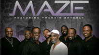 Maze featuring Frankie Beverly presale password for early tickets in Los Angeles