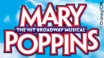 Mary Poppins discount opportunity for musical tickets in New York, NY (New Amsterdam Theatre)