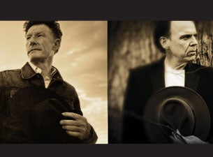 An Acoustic Evening with Lyle Lovett and John Hiatt