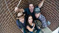 Cowboy Mouth at Paragon Casino Resort