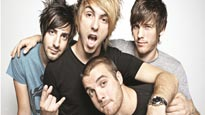 All Time Low password for concert tickets.