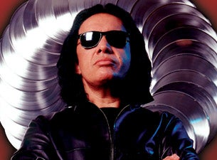 Gene Simmons Tickets