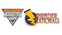 discount code for Advance Auto Parts Monster Jam Thunder Nationals tickets in Rochester - NY (Blue Cross Arena)