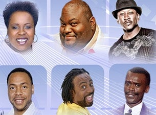 Chi-Town Spring All-Star Comedy Jam Tickets