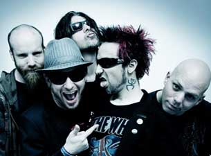 Stone Sour - Meet & Greet Packages