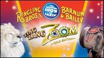 discount coupon code for Ringling Bros. and Barnum & Bailey: Zing Zang Zoom tickets in Charlottesville - VA (John Paul Jones Arena)