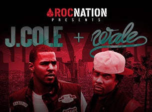 J. Cole & Wale Tickets