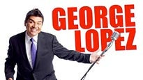 presale password for George Lopez tickets in Lake Charles - LA (L'Auberge Casino and Resort)