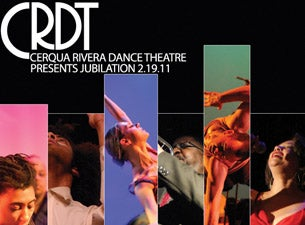 Cerqua Rivera Dance Theatre Tickets