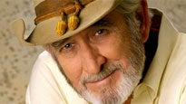Don Williams presale password for show tickets in Huntsville, AL (Von Braun Center Concert Hall)