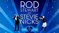 Rod Stewart/Stevie Nicks - Heart and Soul Tour pre-sale code for concert tickets in Sunrise, FL (BankAtlantic Center)