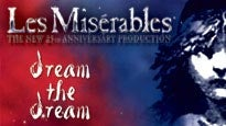 presale password for Les Miserables tickets in Norfolk - VA (Chrysler Hall)