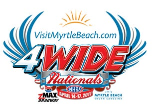 VisitMyrtleBeach.com 4 Wide Nationals Tickets