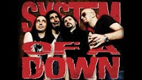 System of a Down presale passcode for show tickets in Washington, DC (Verizon Center)