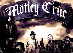 Motley Crue and Poison Tickets