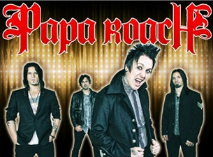 97.1 The Eagle Presents Papa Roach: Who Do You Trust Tour