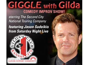 GIGGLE WITH GILDA Tickets