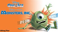 Disney On Ice (SM) presents Disney/Pixar's Monsters, Inc. Tickets