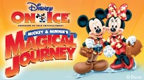 Disney On Ice : Mickey & Minnie's Magical Journey presale code for early tickets in Newark