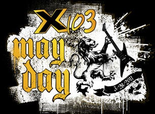X103 Mayday Tickets