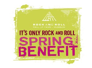 Rock & Roll Hall of Fame Benefit Concert Tickets