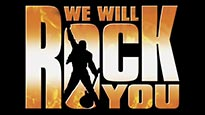 We Will Rock You Tickets
