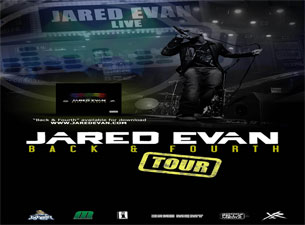 Jared Evan Tickets