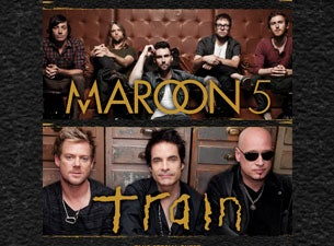 Maroon 5 and Train Tickets
