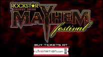 presale code for Rockstar Energy Drink Mayhem Festival tickets in San Bernardino - CA (San Manuel Amphitheater formerly Glen Helen Pavilion)