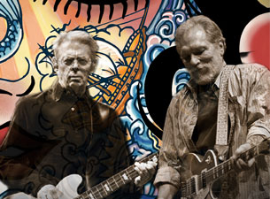 Hot Tuna Electric + David Bromberg Quintet