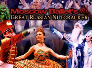 Great Russian Nutcracker Tickets