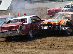 Orange Crush Demolition Derby Tickets