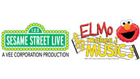 Sesame Street Live : Elmo Makes Music discount opportunity for musical tickets in One Philips Drive, Atlanta (Philips Arena)