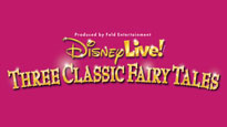 Disney Live! Three Classic Fairy Tales discount coupon code for musical tickets in Bismarck, ND (Bismarck Civic Center)