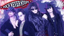 Rock Never Stops Tickets