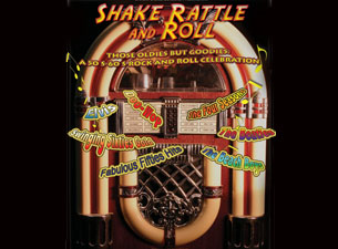 Shake, Rattle & Roll Tickets