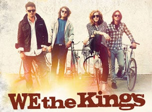 We the Kings with Plaid Brixx & Astro Lasso