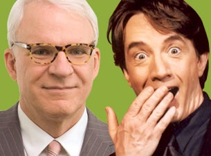Steve Martin & Martin Short Tickets