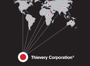 89.9 KCRW Presents - Thievery Corporation