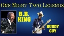 B.B. King and Buddy Guy presale password for concert tickets in Washington, DC (DAR Constitution Hall)