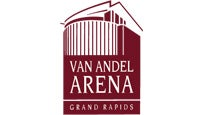 Logo for Van Andel Arena