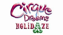 Cirque Dreams Holidaze discount offer for show in Detroit, MI (Fox Theatre Detroit)
